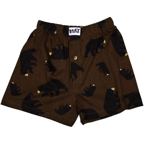 Timberland Bear All-Over Boxer Shorts