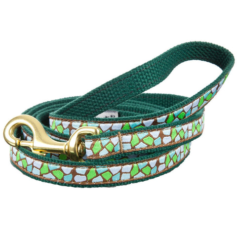 Jungle Dot  Dog Leash
