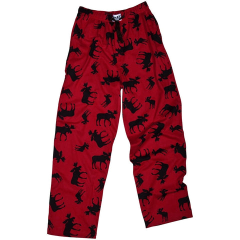 Moose Classic Silhouettes Lounge Pants
