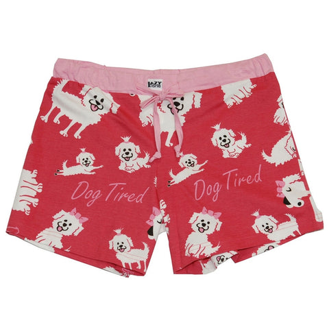 Dog Tired Women's Boxer Shorts
