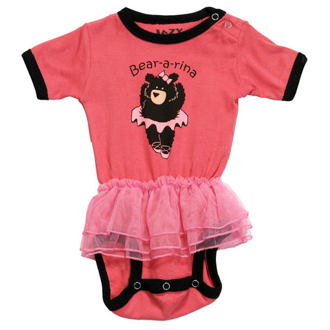 Bear-a-rina Baby One Piece