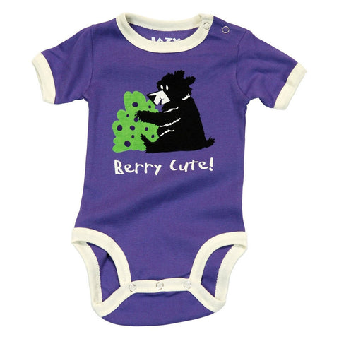 Bear Huckle-Beary Baby One Piece