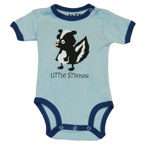 Skunk Little Stinker Baby One Piece