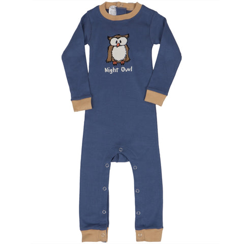 Night Owl Infant Pajamas
