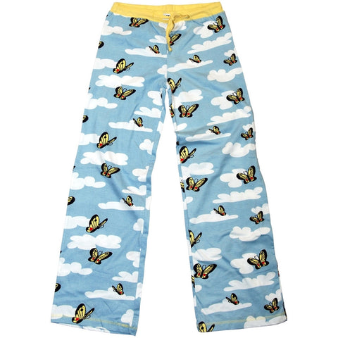 Social Butterfly Juniors Sleep Pants