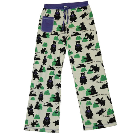 Huckle-Beary Juniors Sleep Pants