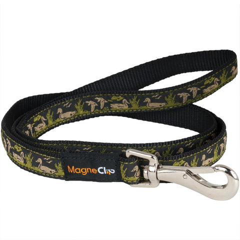 Black Ducks Medium Leash
