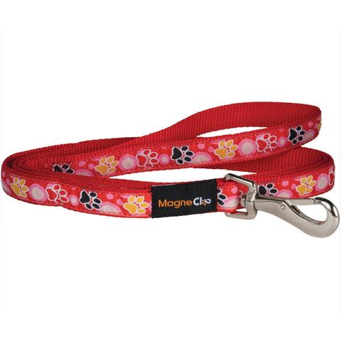 Red Paw Medium Leash
