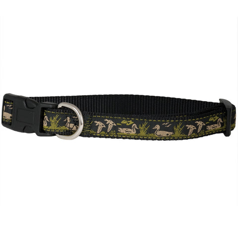 "Black Duck 5/8"" 10-16"" Collar"