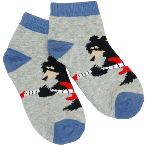 Bear Rock Me to Sleep Kid's Socks