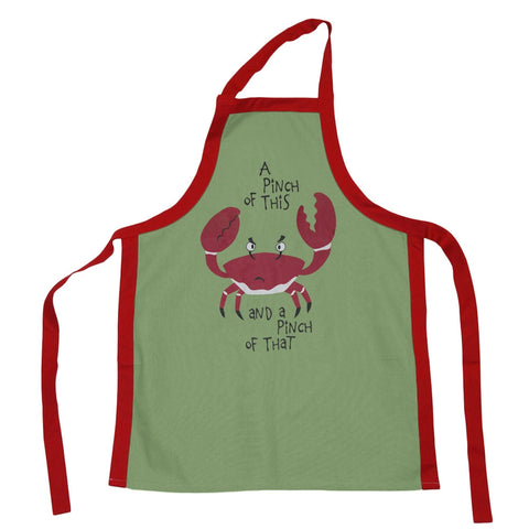 Crab Pinch of this Apron