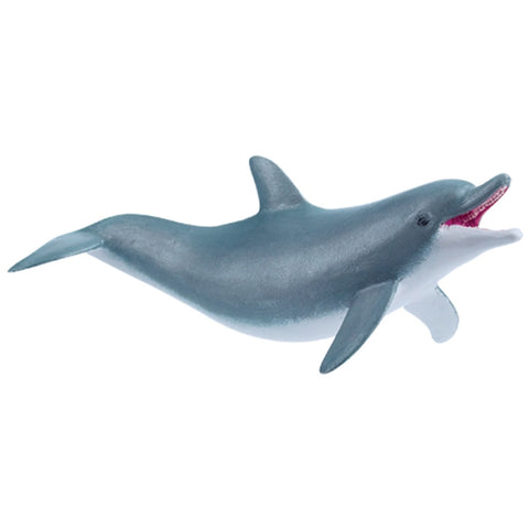 Playing Dolphin Figurine
