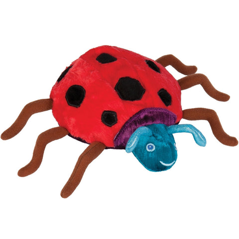 The Grouchy Ladybug Bean Bag