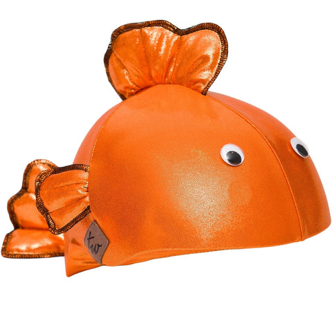Goldfish Helmet Cover
