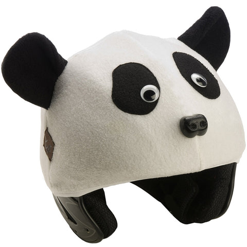 Panda Kids Helmet Cover