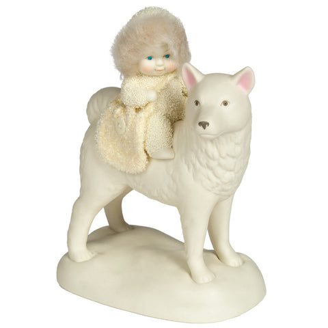 Leader Of The Pack Snowbabies Figurine