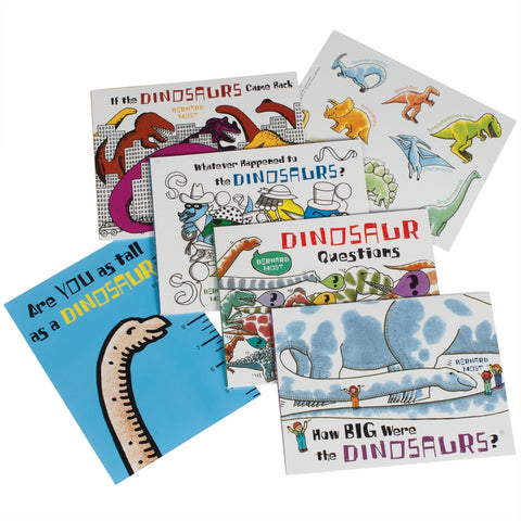 The Most Dinosaur Fun Ever Book Set