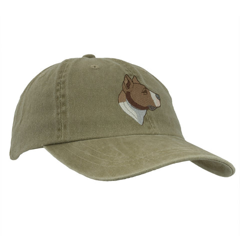 Pit Bull Terrier Adjustable Baseball Cap