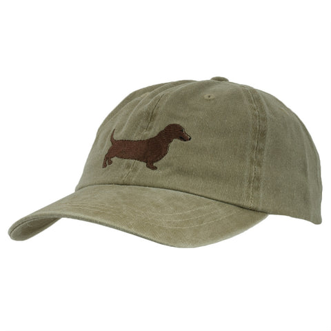 Dachshund Adjustable Baseball Cap