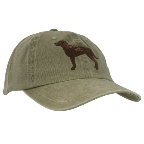 Chesapeake Bay Retriever Adjustable Baseball Cap