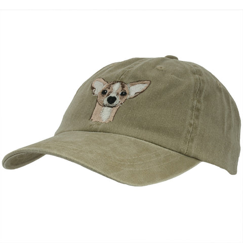 Chihuahua??Adjustable Baseball Cap