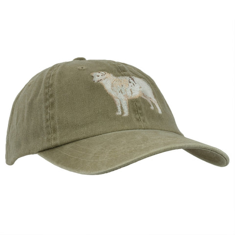 Australian Shepherd Adjustable Baseball Cap