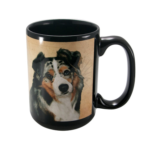 My Faithful Friend Australian Shepherd Coffee Mug