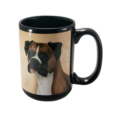 My Faithful Friend Boxer Coffee Mug