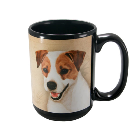 My Faithful Friend Jack Russell Coffee Mug