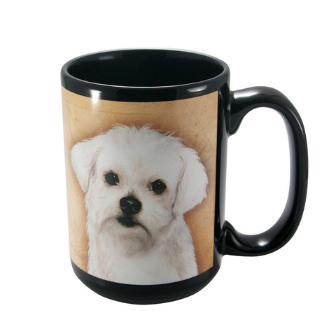 My Faithful Friend Maltese Coffee Mug