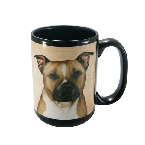 My Faithful Friend Pit Bull Coffee Mug