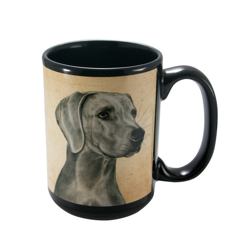 My Faithful Friend Weimaraner Coffee Mug