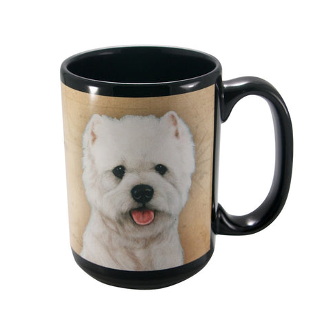 My Faithful Friend Westie Coffee Mug