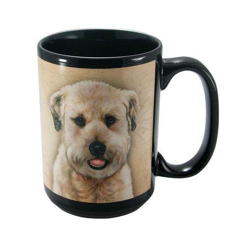 My Faithful Friend Wheaten Terrier Coffee Mug