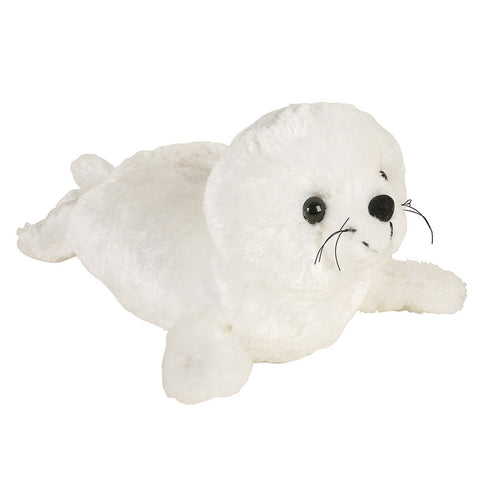 Harp Seal Pup Plush Toy
