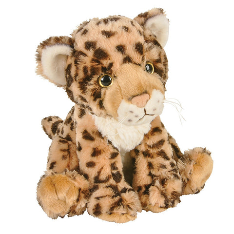 Leopard Cub Plush Toy