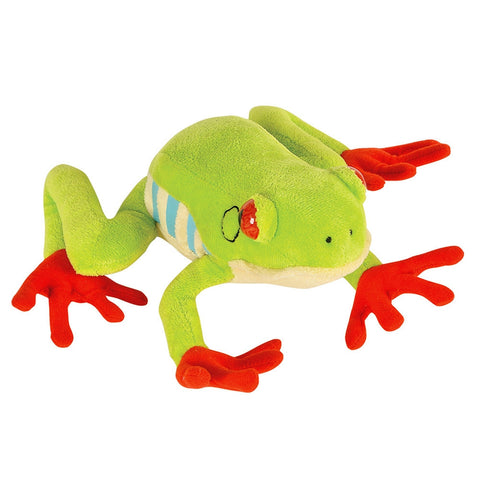 Red Eyed Tree Frog Plush Toy