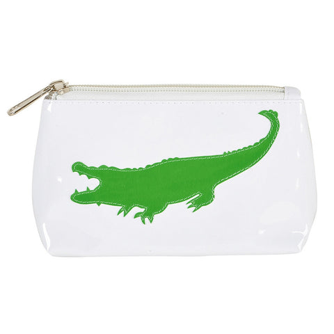 Alligator Silhouette Clutch