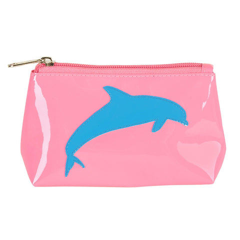 Dolphin Silhouette Clutch