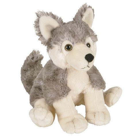 Wolf Pup Plush Toy