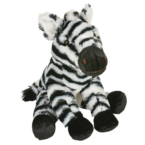 Zebra Baby Plush Toy