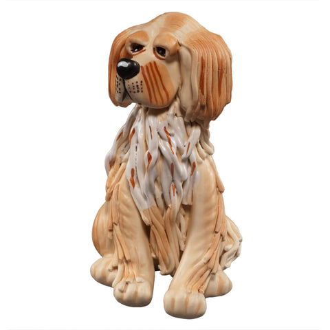 Bentley The Golden Retriever Figurine