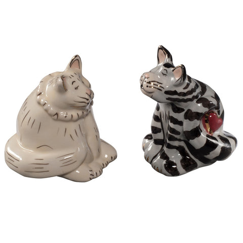 Rachel And Sidney Salt And Pepper Shakers