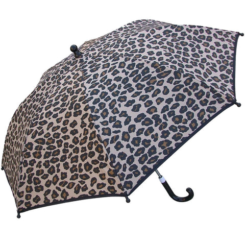 Leopard Print Children's Umbrella