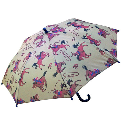 Cowboy All-Over Print Children's Umbrella