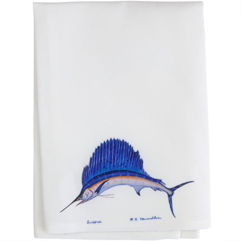 Sailfish Guest Towel