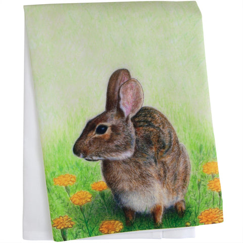 Rabbit Guest Towel