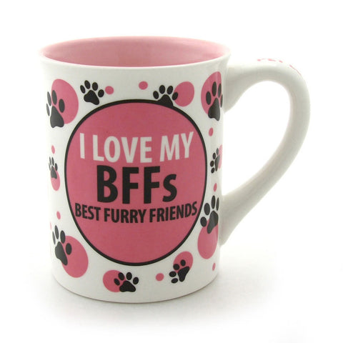 Best Furry Friends Coffee Mug