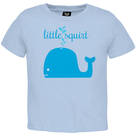 Little Squirt Blue Toddler T-Shirt