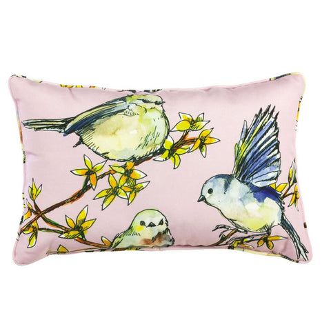 Spring Flutter Outdoor/Indoor Accent Pillow